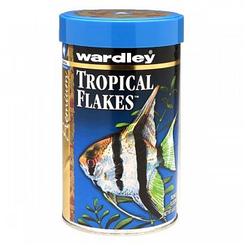 Premium Tropical Flakes for Fish