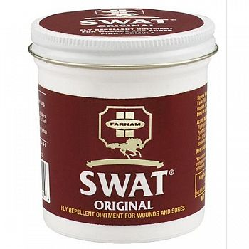 Swat Fly Repellent Ointment 6 oz.