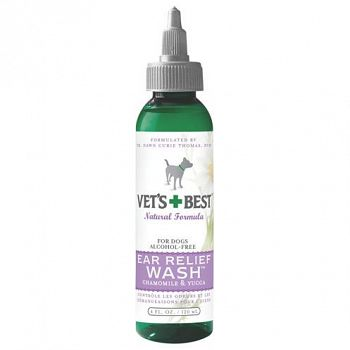 Vets Best Ear Relief Wash