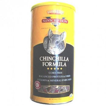 Vita Chinchilla Food - 28 oz.