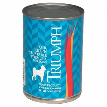 Lamb / Rice Dog Can Food 13.2 oz each (Case of 12)