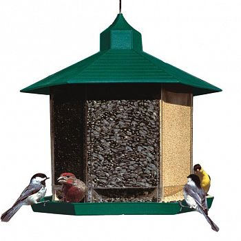 Triple Treat Birdfeeder - 5 qts