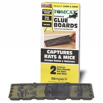 Tomcat Rat Glue Board 2 pack (Case of 12)