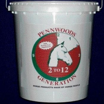 2 to 12 Foal Supplement 22 lbs