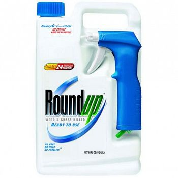 Round Up Weed And Grass Killer 0.5 gal. (Case of 6)