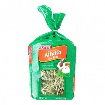 Alfalfa Minibale for Small Pets