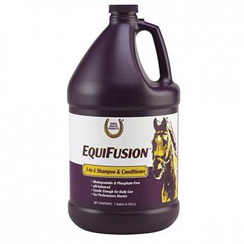 Equifusion 2-in-1 Shampoo and Conditioner 1 gallon