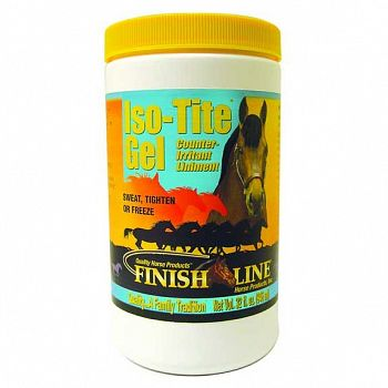 Iso-tite Liniment Gel for Horses - 1 qt.