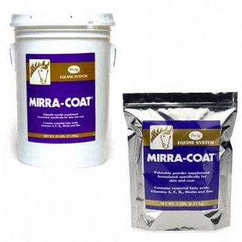 Mirra-Coat Powder for horses