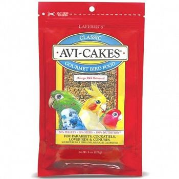 Avi-Cakes for Parrots 12 oz.