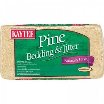 Pine Bedding for Small Pets - 4 Cubic Ft.