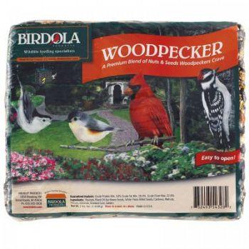 Woodpecker Seed Cake 2.31 lbs (Case of 8)