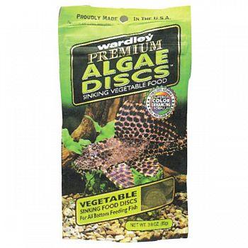 Wardley Premium Algae Discs - 3 oz.