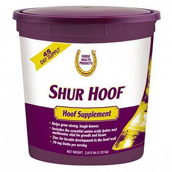 Shur Hoof Supplement - 2.8 lbs