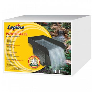 Laguna PowerFalls Filter Spillway for 1000 gal Pond