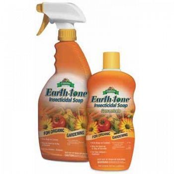 Earth-tone Insecticidal Soap for Gardens