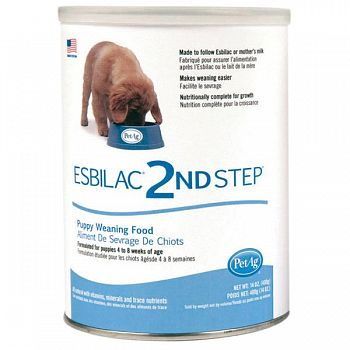 Puppy Weaning Food 2nd Step 14 oz