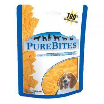 Dog Purebites Cheddar Cheese
