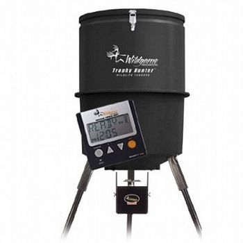 Monsta-D Poly Barrel Feeder - 30 GALLON