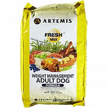 Fresh Mix Weight Management Adult Dog Food