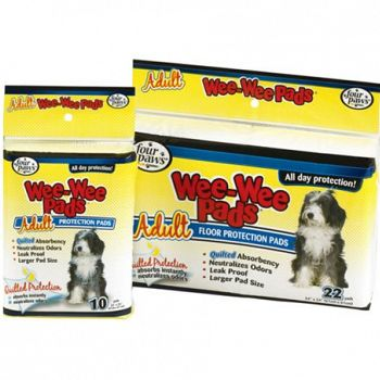 Wee Wee Pads for Adult Dogs