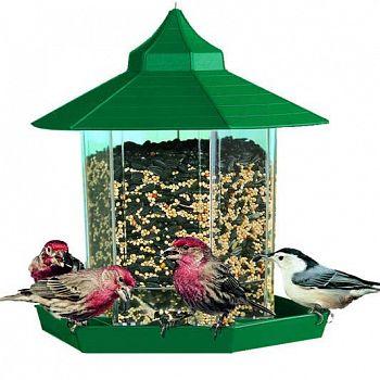 Gazebo Wild Bird Seed Feeder