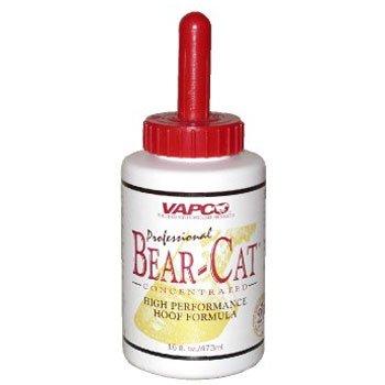 Vapco Bear Cat Equine Hoof Treatment - 16 oz.