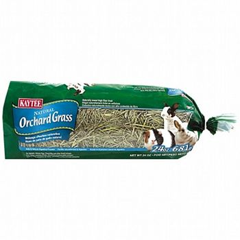 Natural Orchard Grass for Small Pets- 24 oz.