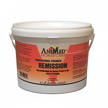 Animed Remission for Horses