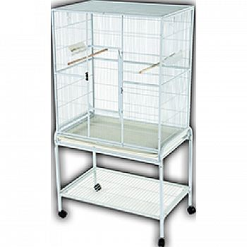 Flight Cage With Stand