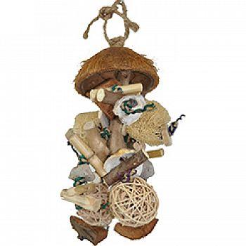 Java Wood Java Bush Bird Toy