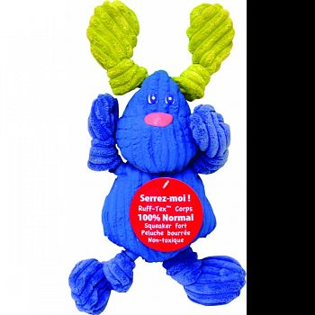 Bugsy Blue Dog Toy BLUE REGULAR
