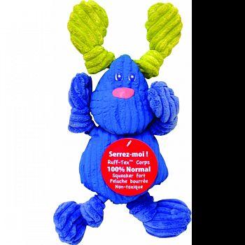 Bugsy Blue Dog Toy BLUE REGULAR