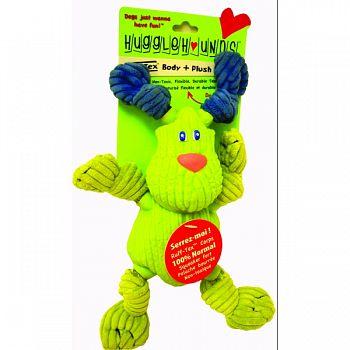 Bugsy Lime Dog Toy LIME REGULAR