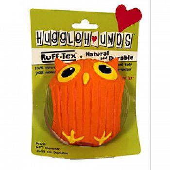 Ruff-tex Owl Dog Toy - Large