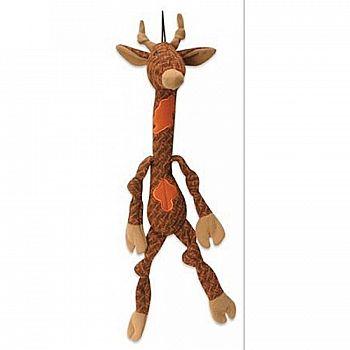 X Brace Giraffe Dog Toy - Regular
