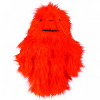 Toys With Sole Dog Toy ORANGE MONSTER SMALL