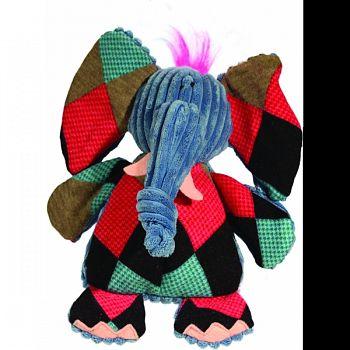 Chubbie Buddies Elephant Dog Toy  LARGE