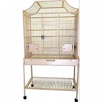 Elegant Style Flight Cage With Stand