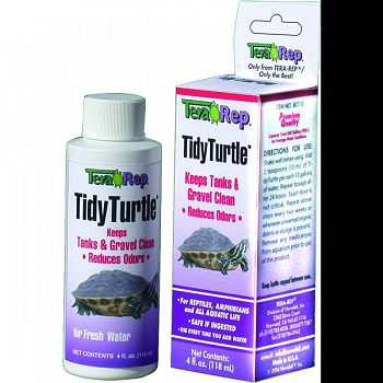 Tidy Turtle  4 OUNCE