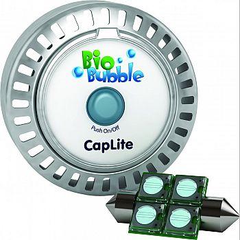 Led Light Cap For Biobubble Environments