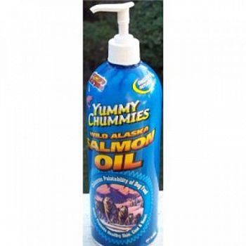 Yummy Chummies Salmon Oil - 32 oz.