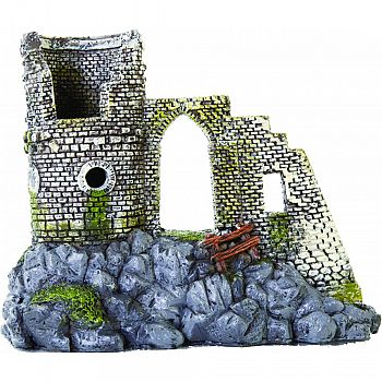Mow Cop Castle Ornament  SMALL