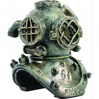 Old Dive Helmet Ornament