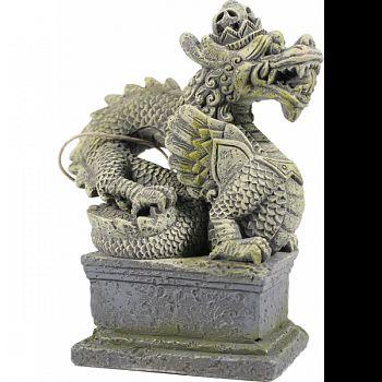 Bali Dragon Aquarium Ornament  4.3X2.4X5.1/SM