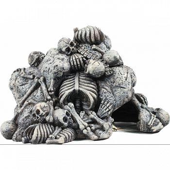 Skeleton Pile Hide Ornament