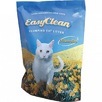 Easy Clean Clumping Cat Qlitter Unscented