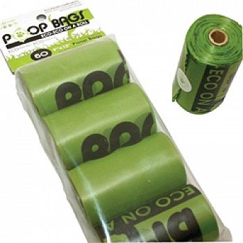 The Original Poop Bags Eco-eco On A Roll