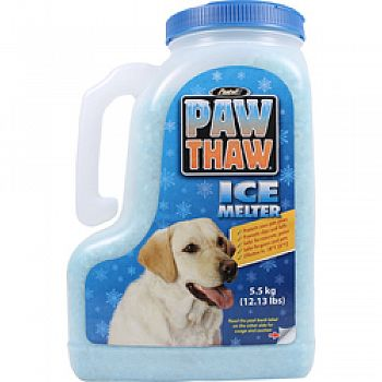 Paw Thaw Pet Friendly Ice Melt