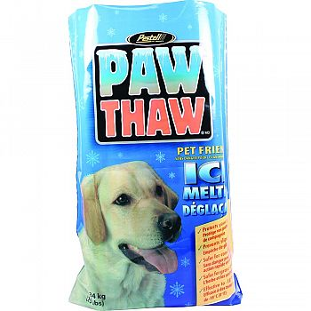 Paw Thaw Pet Friendly Ice Melt  25 POUND